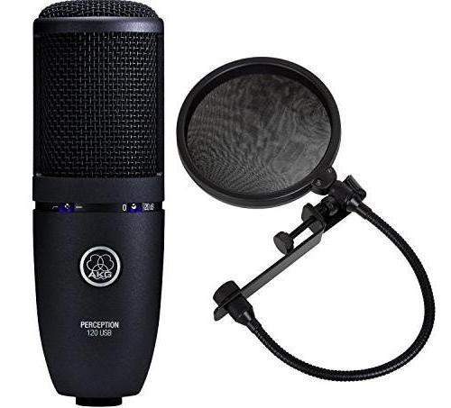 akg perception 120 отзывы