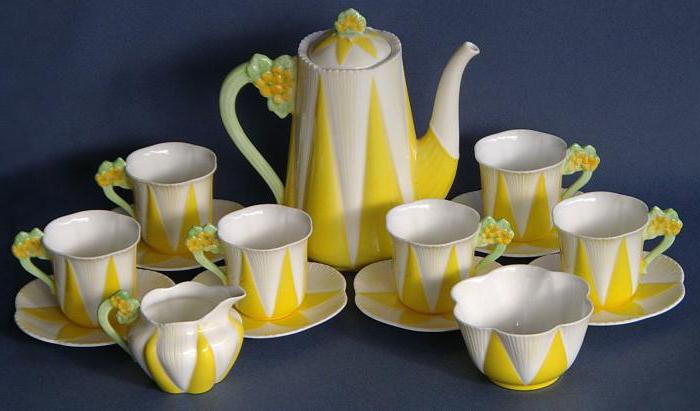 coffee set for 6 persons