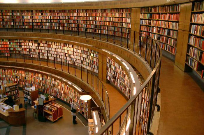 Библиотека - что такое? определение, история библиотеки :: s.
