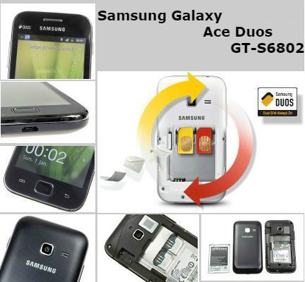 Прошивка для samsung galaxy ace duos gt s6802