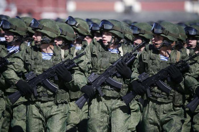 военнообязанные мужчины