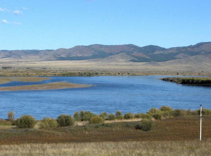 Selenga River (Mongolia)