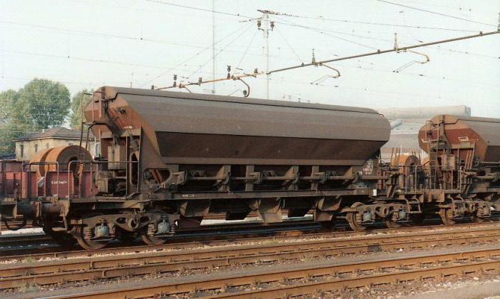 hopper wagon specifications