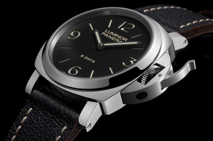 часы luminor panerai цена