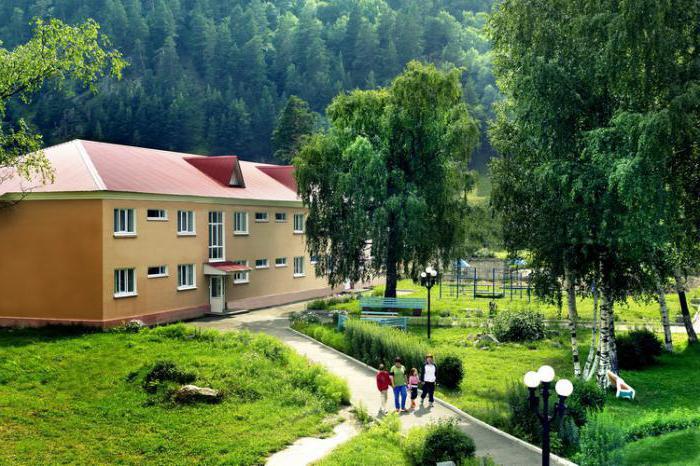 Лучшие санатории Теберды: фото и отзывы