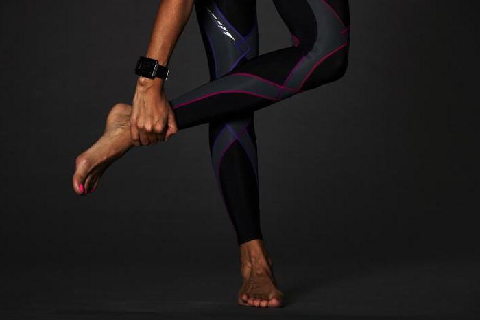 как лечить растяжения на ногах