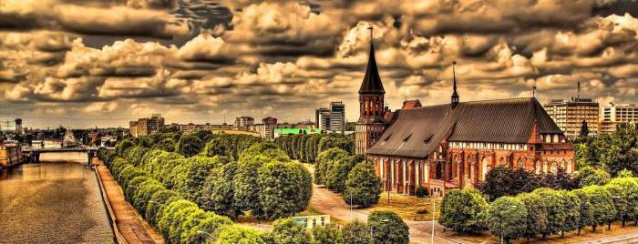 Kaliningrad climate