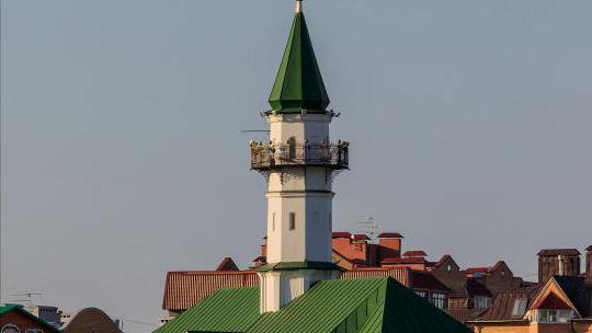 mosque al marjani kazan address