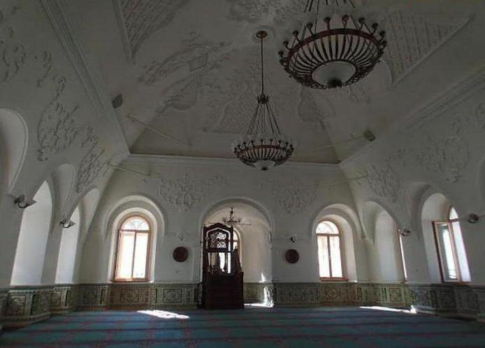 al marjani mosque relics and shrines