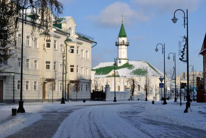 Kazan Cathedral Mosque Al Mardzhani