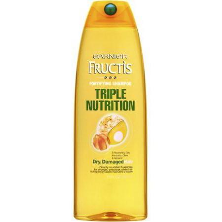 Shampoo Garnier Fruit