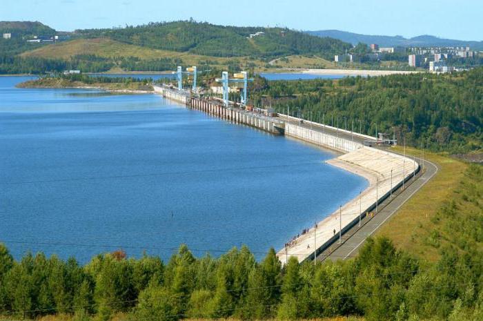 Ust-Ilimsk Hydroelectric Power