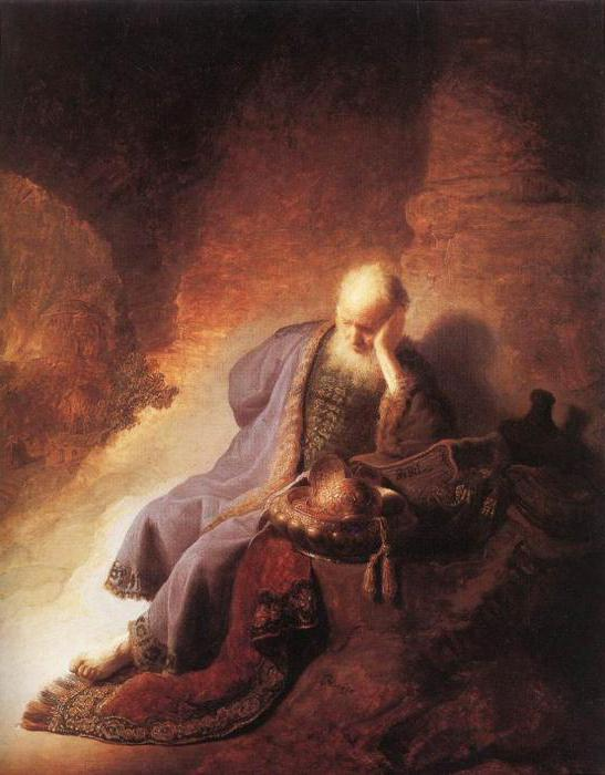 when the prophet lived Jeremiah