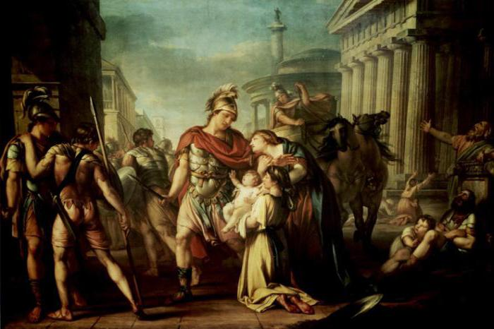 honor in the illiad [in the following essay, knox studies the thematic course of the iliad embodied by achilles, observing that the hero traces a path from godlike self-absorption driven by honor and rage to.