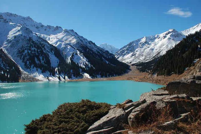 Big Almaty Lake photo