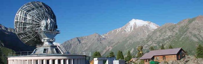 Big Almaty Lake by car