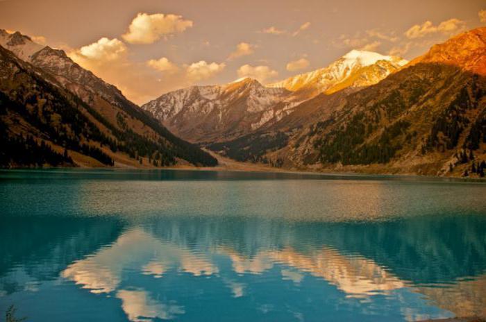 Big Almaty lake how to get