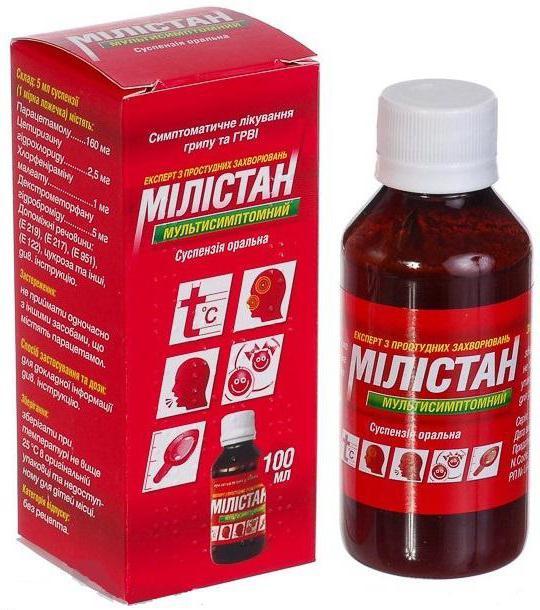 milistan pills