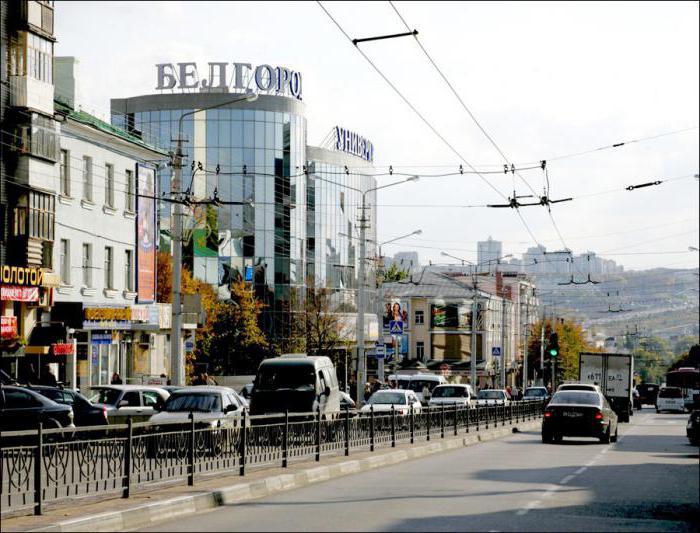 train Moscow Belgorod