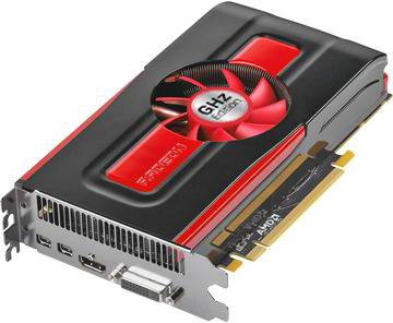 amd radeon hd 7700 series характеристики