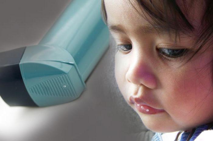 Астма: признаки у ребенка и их лечение