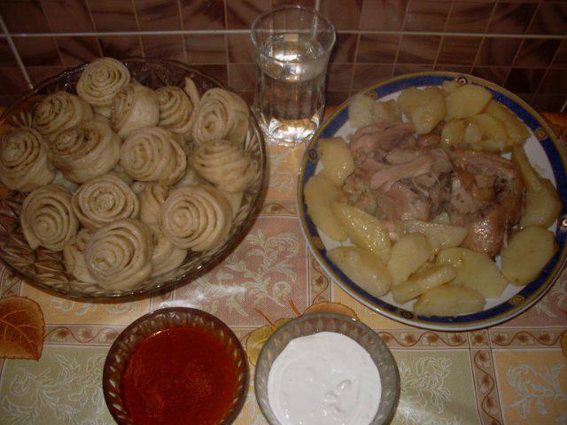 Аварский хинкал рецепт с фото в домашних условиях пошагово