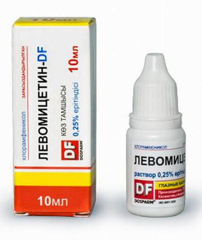 barley eye medicine