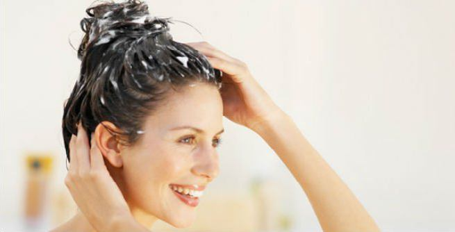 scalp peeling