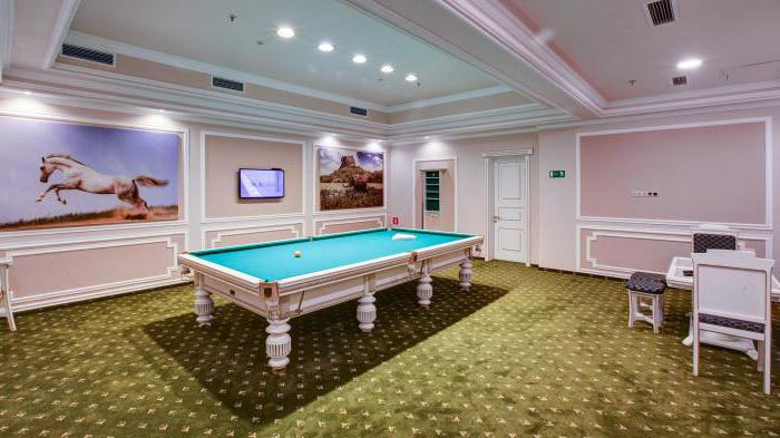 play billiards in Moscow