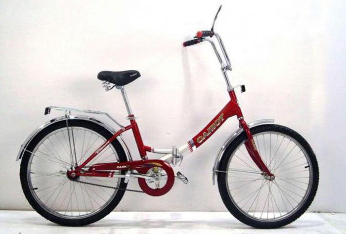 велосипед салют размер