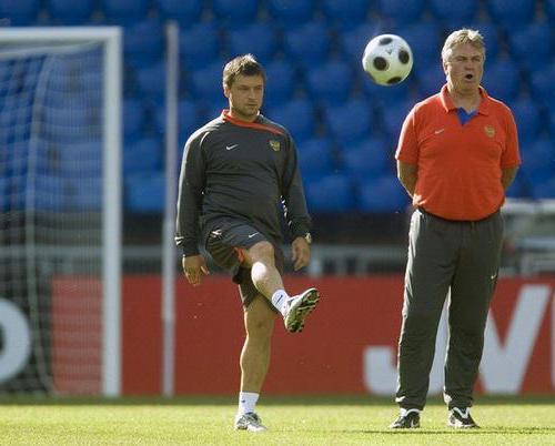 Igor Korneev football player personal life