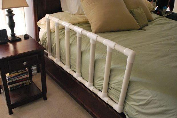 Ограничители для детской кроватки: какой лучше изготовить? 58