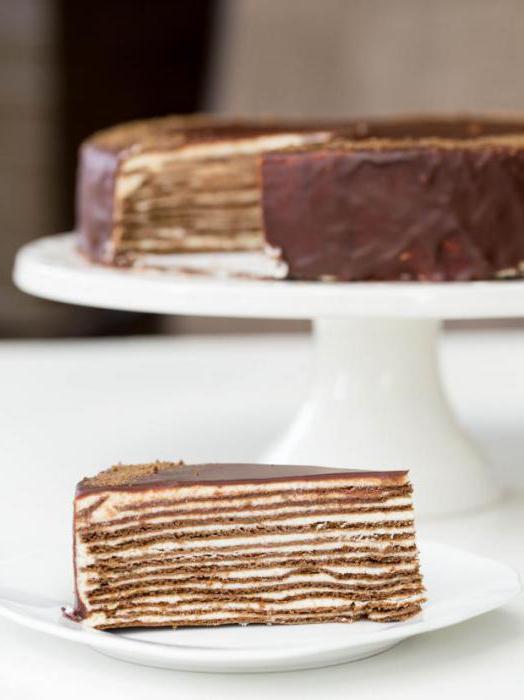 торт спартак рецепт классический