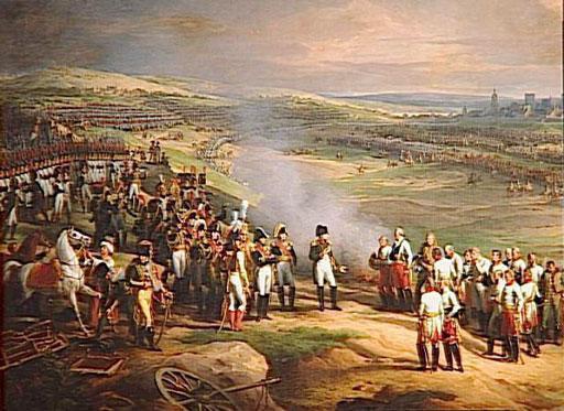 В созданную осенью 1805 г коалицию против франции вошли россия, англия,австрия, швеция и неаполитанское государство