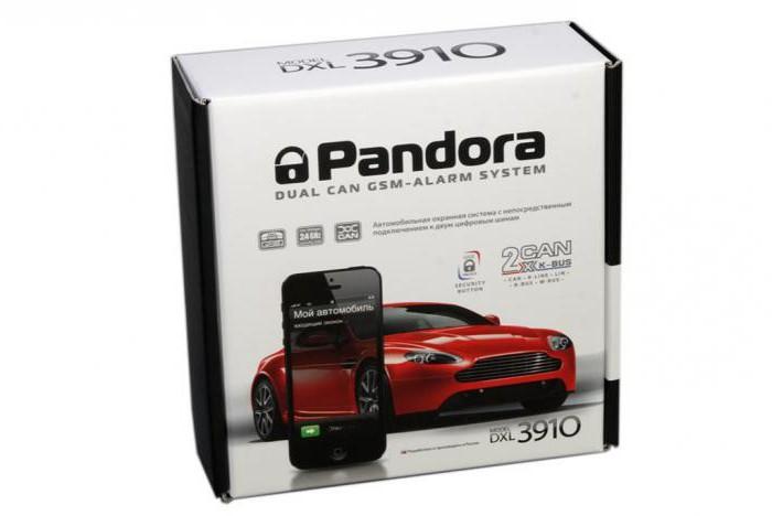 pandora 3910