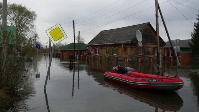 Петропавловск, река Ишим