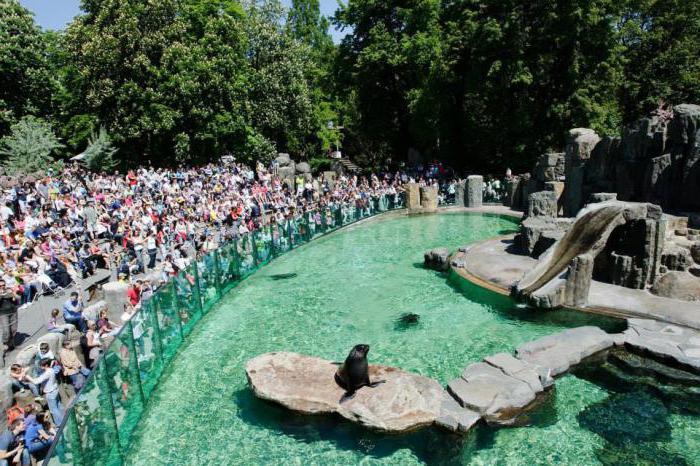 zoo in prague address