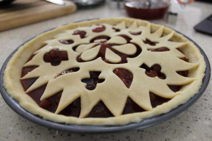 чем смазывать пироги перед выпечкой