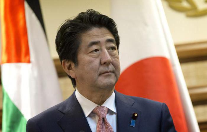 President of Japan is now