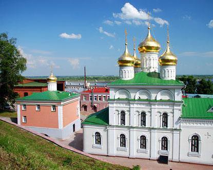 Year of the foundation of Nizhny Novgorod