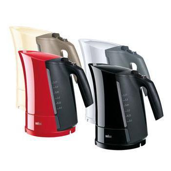 braun electric kettle wk 300 cream