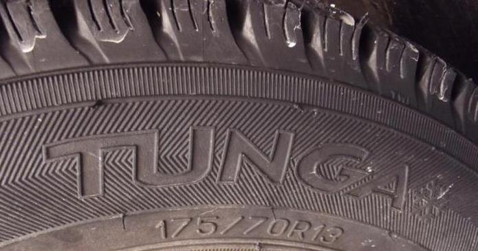 1816332 - Шины тунга отзывы зимние р15