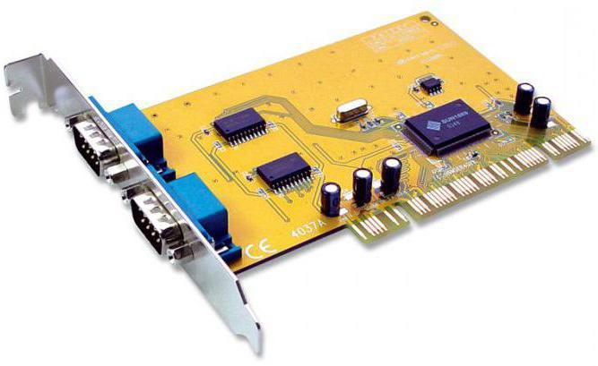USB-COM adapter