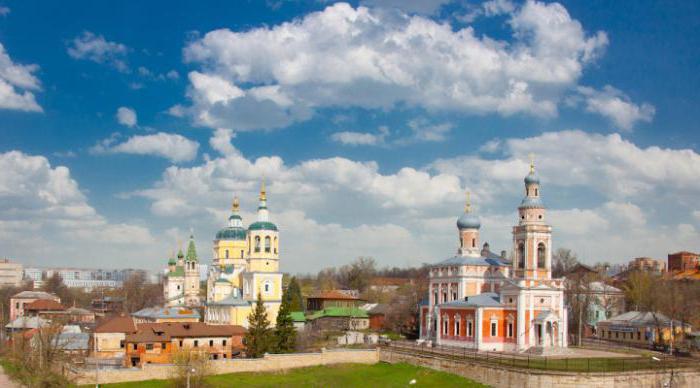 Серпуховский кремль: описание, история, как добраться. Город Серпухов: достопримечательности