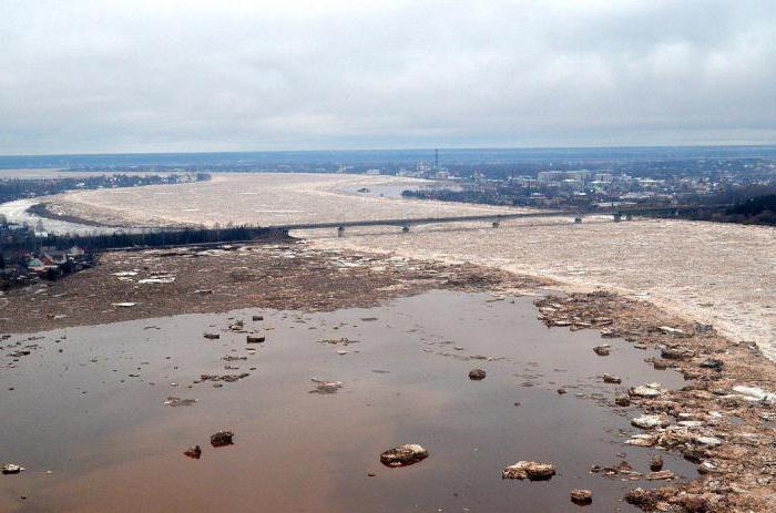 реки сухона и юг