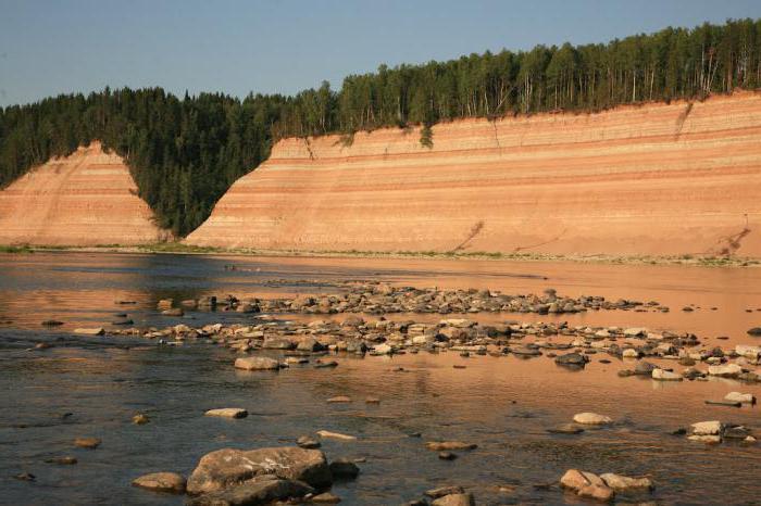 течение реки сухона