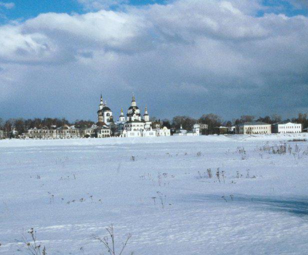 река сухона вологодской области