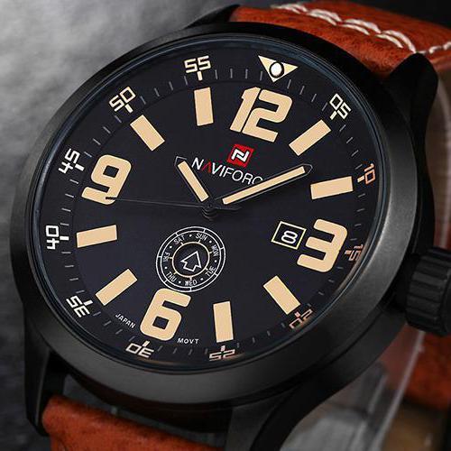 4664ff001c13 Часы мужские наручные российского производства  плюсы и минусы    SYL.ru
