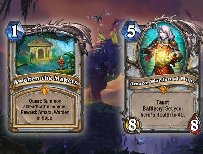 quest priest hearthstone deck