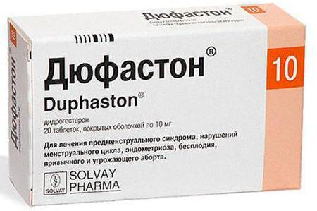 Duphaston and alcohol compatibility